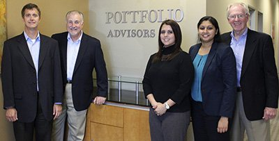 The Financial Advisor team from Portfolio Advisors